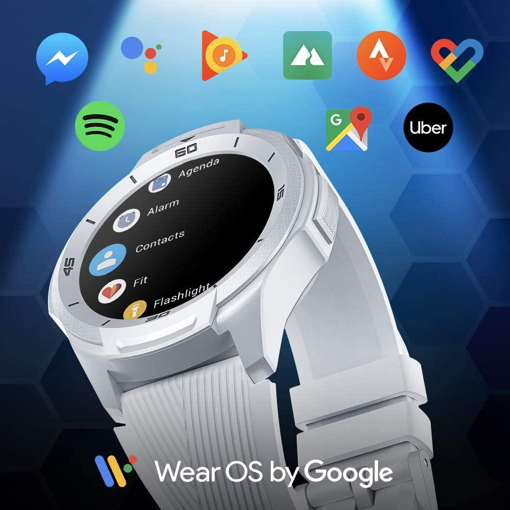 TicWatch S2 wear os