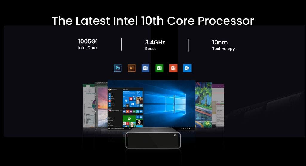 Chuwi CoreBox Pro 3