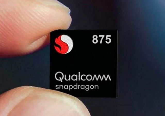 Qualcom Snapdragon 875