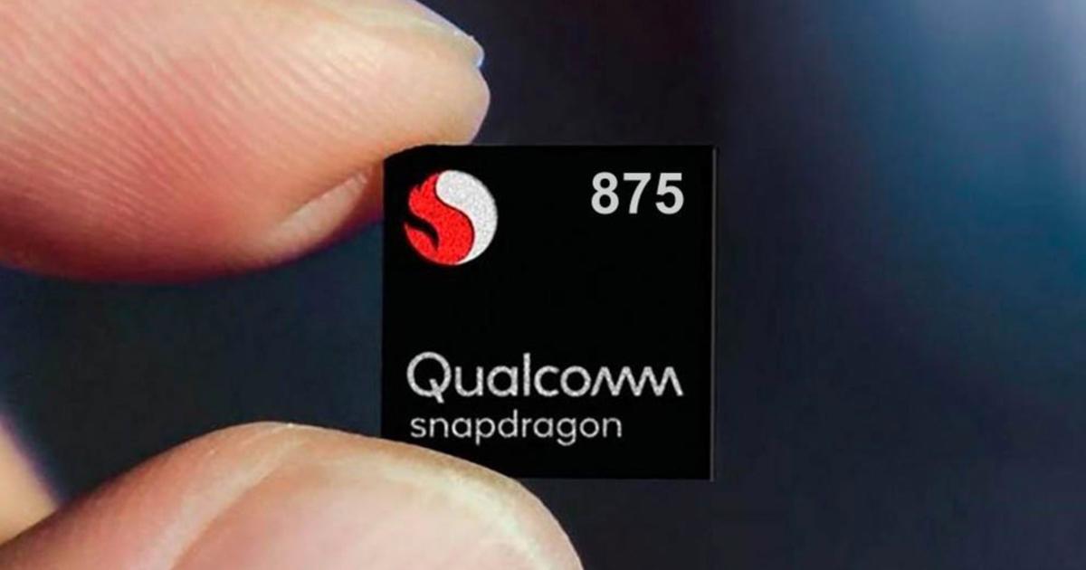 Qualcom Snapdragon 875