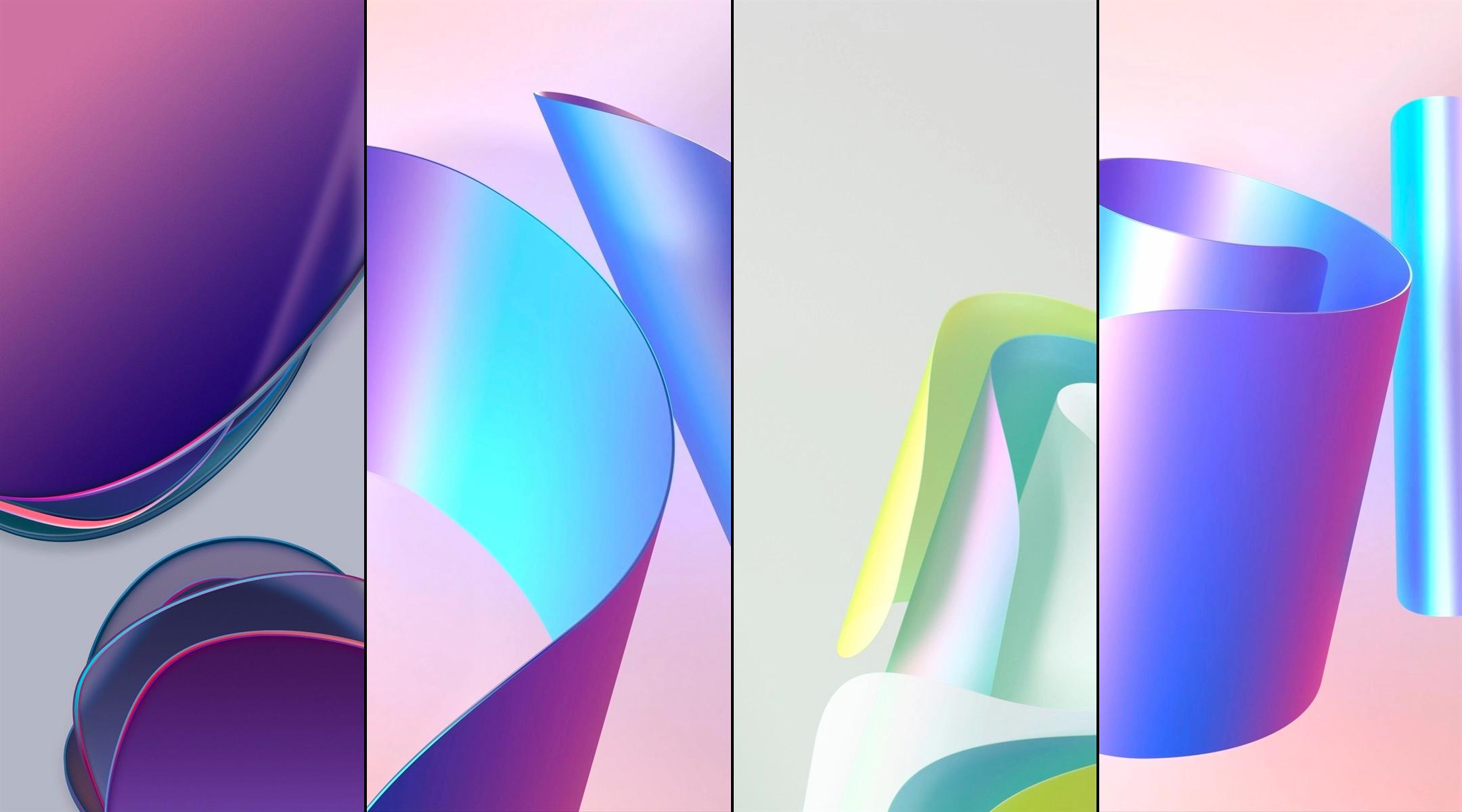 OnePlus 8T pozadí