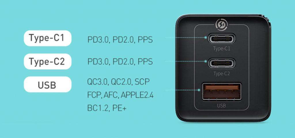 Baseus GaN2 Pro